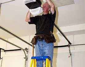 garage door repair 101 4 common handycrew