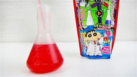 Shinchan Experimental Drink экспериментальный напиток из порошка crayon shin chan experimental drink вкусняшки