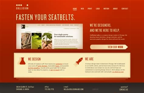 Homepage Design Tips 35 Creative Home Page Designs Web Design Showcase