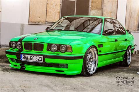 green bmw green bmw e34 tuning vbox7