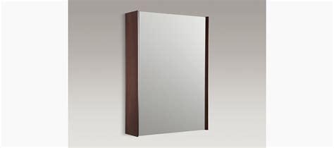 kohler medicine cabinet door replacement purist 24 quot w x 36 quot h wood single door medicine cabinet
