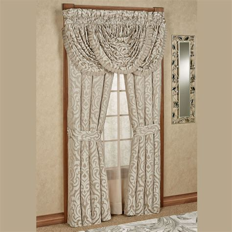 new york drapery astoria scroll window treatment by j queen new york