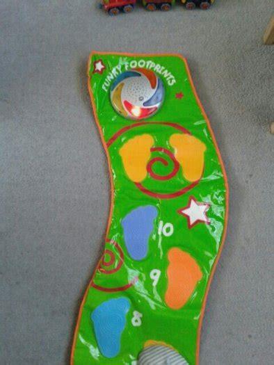 Musical Footsteps Mat footprints musical mat for sale in blanchardstown dublin
