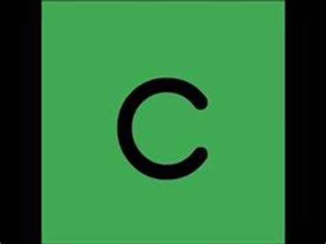 Letter New Song C Is For On
