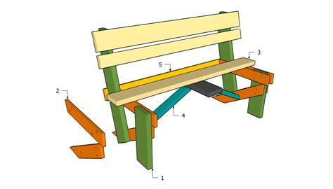 how to make garden bench pdf plans simple garden bench plans free
