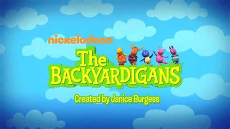 Backyardigans Logo Backyardigans Show Opener Doovi