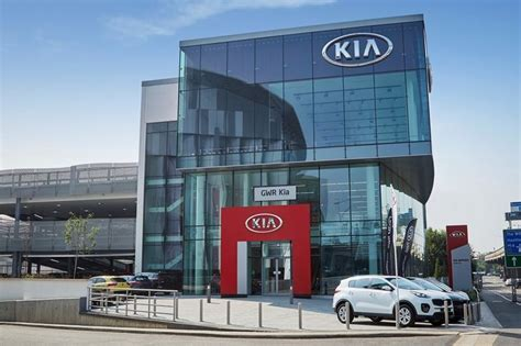 Kia Dealership New Kia Dealership In Dealership For Brand
