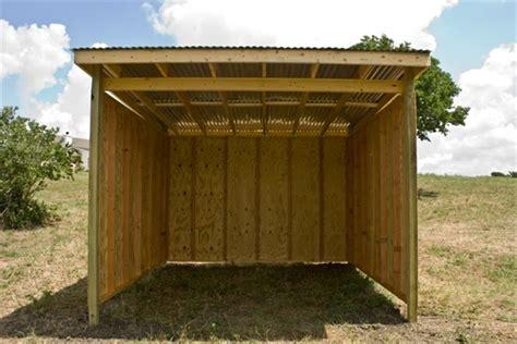 diy easy horse shelter easy diy  crafts