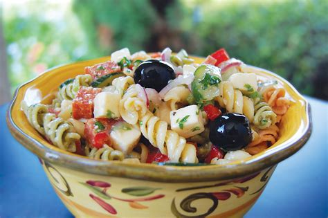pasta salad recipes with italian dressing italian pasta salad briannas salad dressings
