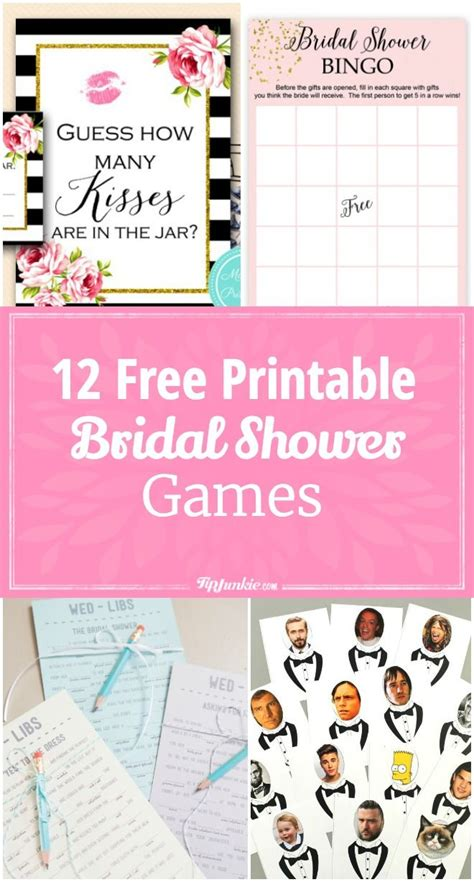 bridal shower free 12 free printable bridal shower printable bridal shower bridal shower and