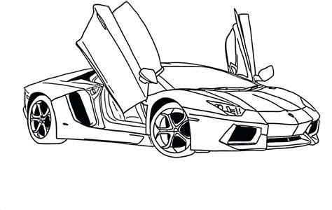 lamborghini aventador drawing outline lamborghini aventador drawing outline at getdrawings com