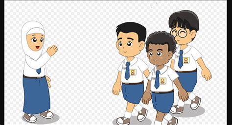 jenis film kartun anak gambar anak sekolah smp kartun gambar mewarnai 2018