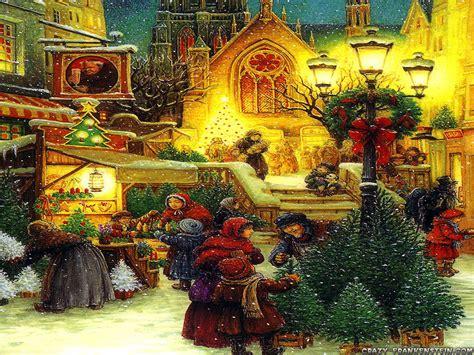 christmas wallpaper retro ispirazione natale vintage