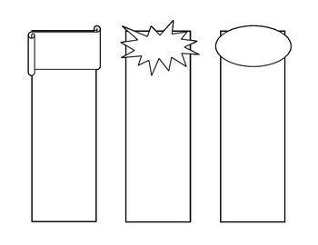 Blank Tri Fold Brochure Template By Jaime Batschi Tpt Blank Tri Fold Brochure Template Free