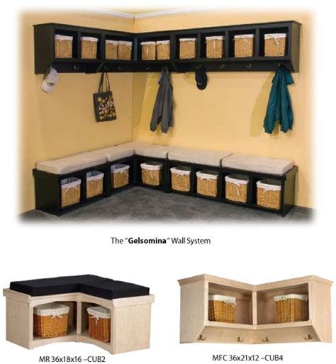 corner entry bench coat rack corner cubby bench coat rack design ideas mudroom