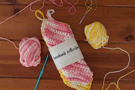 Handmade Pot Holders Patterns - handmade crocheted potholders