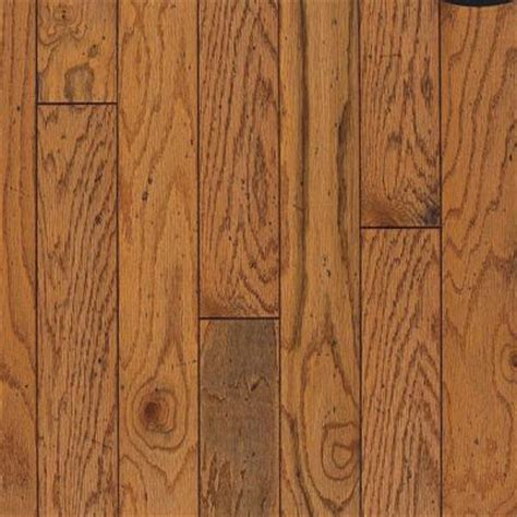 Discontinued Bruce Hardwood Flooring by Bruce Clifton Rustic Oak Honey 3 8 In Thickx5 In
