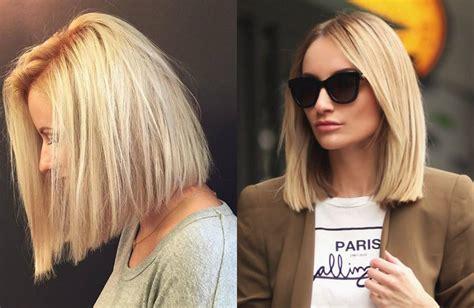 blonnde blunt cut 5 simply the best short haircuts for thin hair hairdrome com