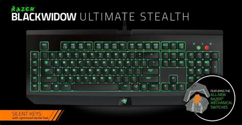 razer blackwidow ultimate layout italiano razer blackwidow la famosissima serie di tastiere gaming