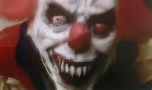 scary clown jump scare clown in your bed robert
