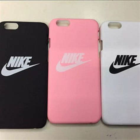 Nike W3049 Iphone 6 6s white x4 nike iphone 6 6s mobile phone cover new