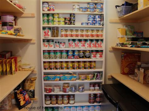Canned Food Shelf by True Value Start Right Start Here