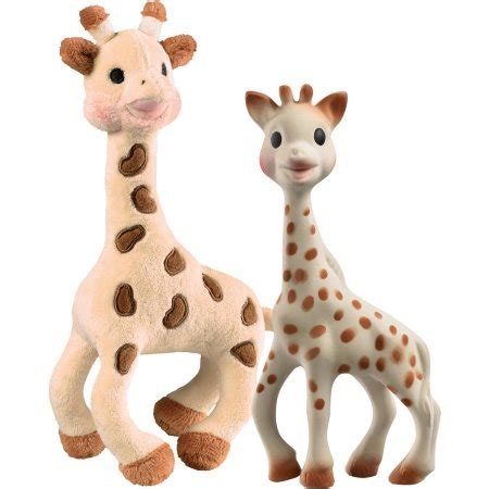 giraffe rubber st la girafe set la girafe plush walmart