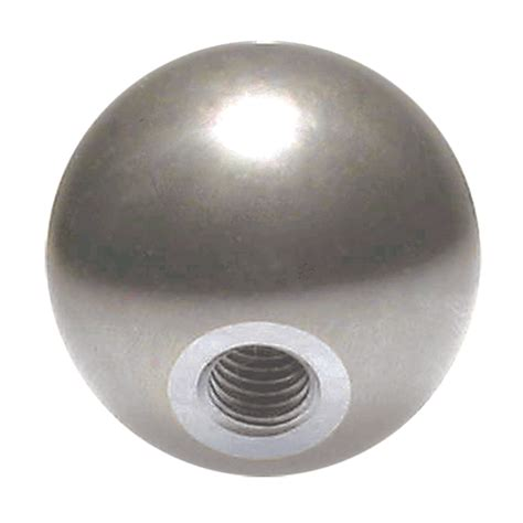 knobs stainless steel carr
