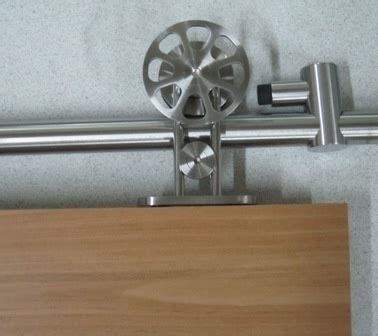 Barn Door Hardware For The Kitchen By Calusa Glass Also Calusa Barn Door Hardware