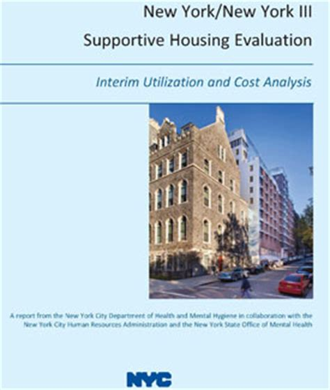supportive housing nyc supportive housing network of new york