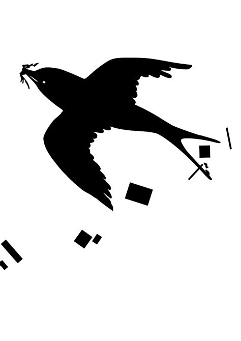 birds flying with flock design tattoo clipart best