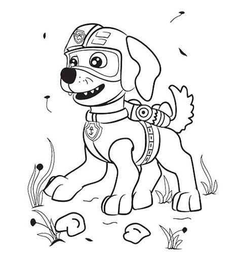 coloring book dopefile coloring pages paw patrol zuma paw patrol prince zuma by