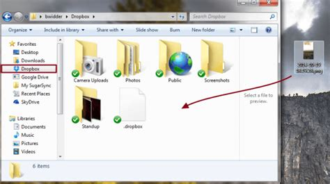 dropbox desktop app how to upload to dropbox and share using the official