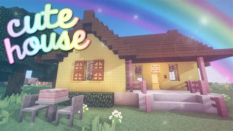 cute minecraft house cute house minecraft youtube
