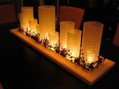 Dining Room Table Centerpieces With Candles 75 Best Enter The Ideas Images On