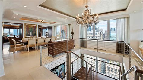 luxury new york penthouses for sale