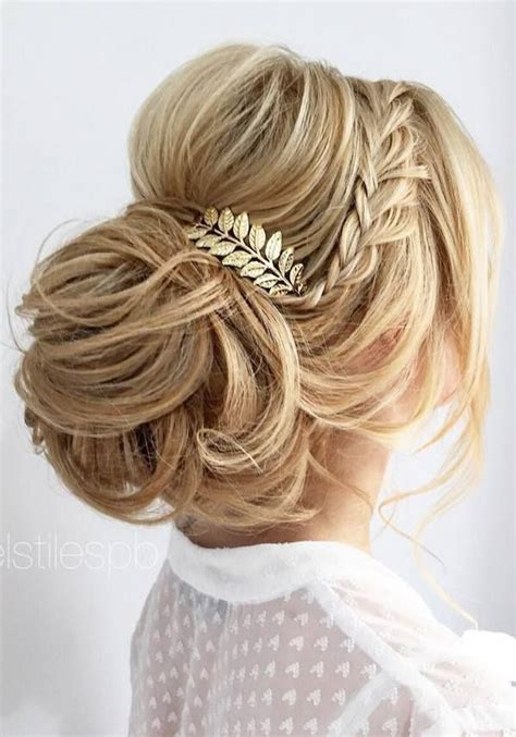 wedding hair bun updos 1004 best updos single braid hairstyles ponytails and