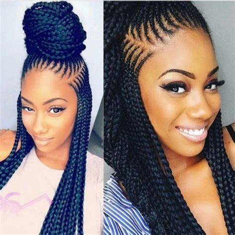 basket ghana weaving hair style 10 image of latest female hairstyles arewatunz