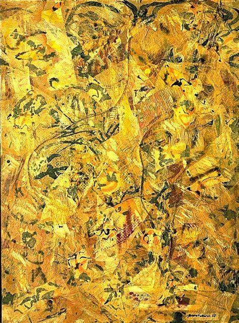 jackson pollock paintings artwork gallery