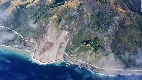 Landslide Pch - 100 pch in california pacific coast north american highways to cruise this summer