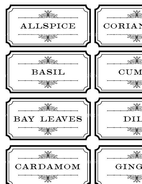 what i designed today custom penzeys spice jar labels