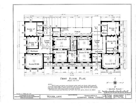 historic floor plans plantation home floor plans new 46 old house floor plans