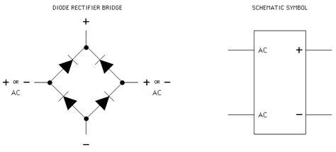 bridge rectifier wiring diagram how to hook up a rectifier