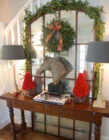 Holiday Entryway Decorating Ideas 7 Christmas Entryway D 233 Cor Ideas