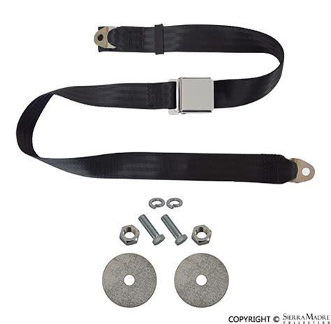 are 2 point seat belts porsche parts seat belt 2 point