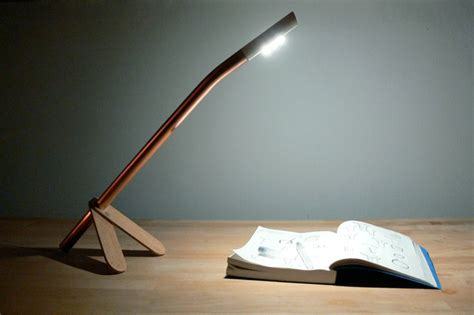 Make It A With The Reading Light by 10 Creative Office Gadgets To Make Your More