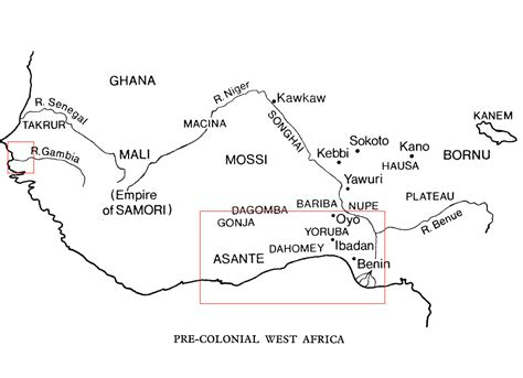 A New And Accurate Description Of Guinea