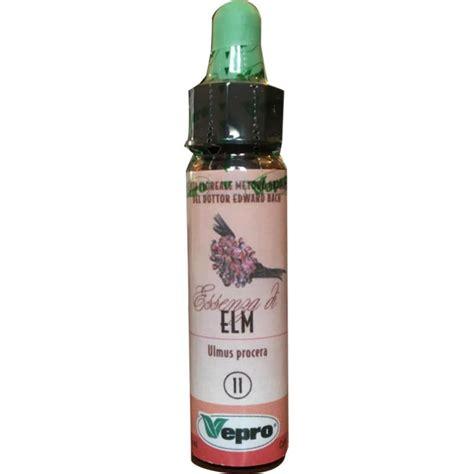 fiori di bach elm rescue remedy fiori di bach