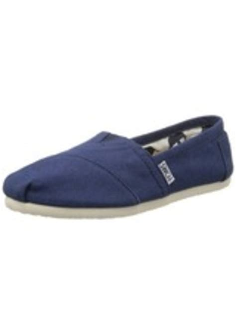 toms shoes on sale toms shoes toms s canvas slip on shoes shop it to me
