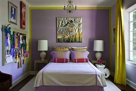 lavender and yellow bedroom 20 stunning bedroom paint ideas to enhance the color of